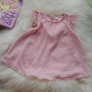 Joe fresh - pretty light pink dress